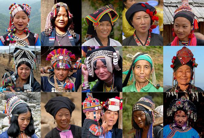ethnic minorities in phongsaly